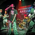 Konzert von Gipsy Mafia in Novi Sad am 9. November 2013